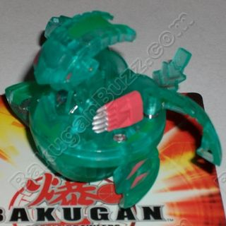 Alpha Percival   Translucent Ventus Alpha Percival Bakugan